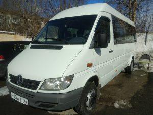 автобус-Катафалк Мерседес 16 мест