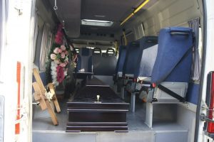 перевозка гроба с телом умершего в другой город